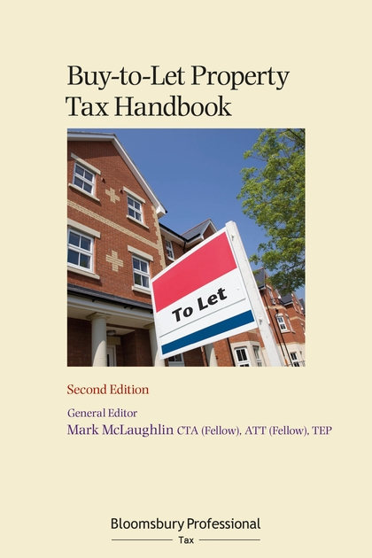 Books Archive - Bloomsbury Professional Tax